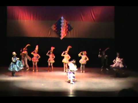 Ballet Latinoamericano Kallpañan - Fesdabec 2011.wmv