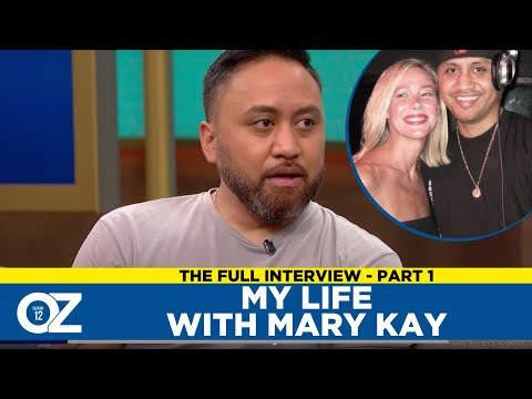 Dr. Oz and Vili Fualaau On Being With Mary Kay Letoureau In Her Final Moments Full Interview Part 1