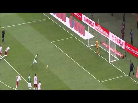 Poland vs Ireland 2:1All Goals Match Review  11-10-2015