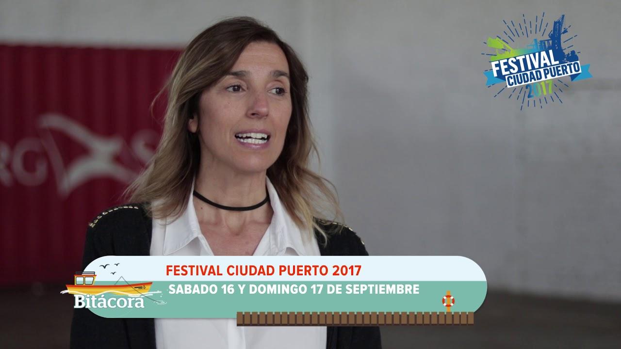 Invitación al Festival Ciudad Puerto