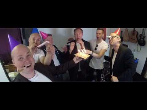 Prima Vista Social Club - Birthday song. - Ja må han/hon leva-