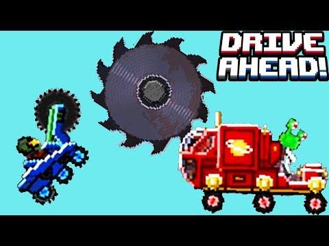 Машинки БЕЗУМНЫЕ ЗАДАНИЯ DRIVE AHEAD #10 детский летсплей ВИДЕО про машинки VIDEO FOR KIDS cars game