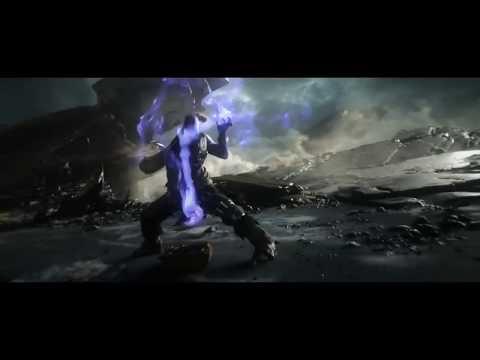 Шикарный CGI трейлер игры League of Legends