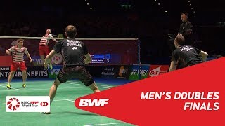Video MD | GIDEON/SUKAMULJO (INA) [1] vs BOE/MOGENSEN (DEN) [2] | BWF 2018 MP3, 3GP, MP4, WEBM, AVI, FLV Januari 2019