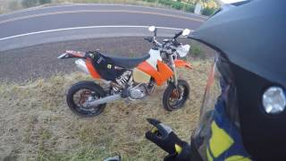 5. KTM 525 MXC SM AND 300 EXC RIPPIN'!