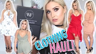 Clothing Haul & Try On! ♡ Summer Dresses & Playsuits, Chokers & More! by Shaaanxo