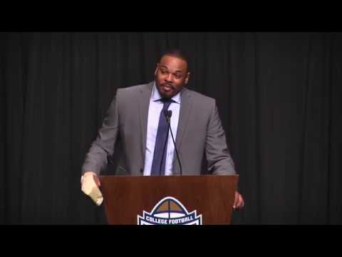 Video: 2017 Georgia Tech Sports Hall of Fame: BJ Elder