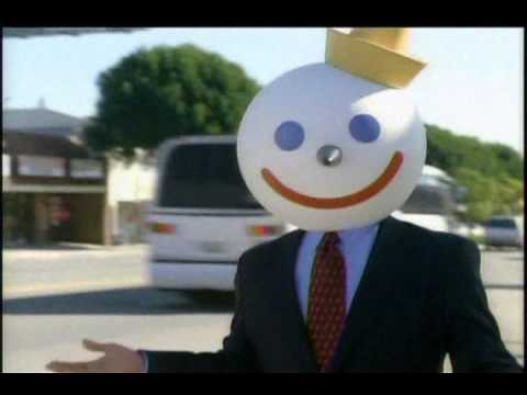 Jack in the Box Jack at Burger King 2009 Commercial