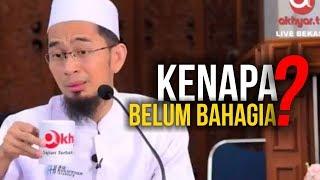 Video Sudah Rajin Ibadah, Kenapa Belum Juga Bahagia & Rezeki Mudah? - Ustadz Adi Hidayat LC MA MP3, 3GP, MP4, WEBM, AVI, FLV Mei 2019