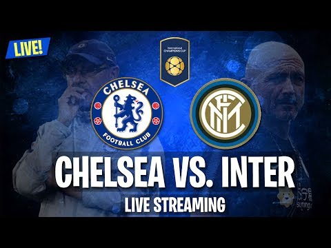 Video 🔴 CHELSEA - INTER 1-1 (6-5 dcr) ⚽ LIVE STREAMING ⚽ ICC 2018 - 28/07/18 | HD download in MP3, 3GP, MP4, WEBM, AVI, FLV January 2017