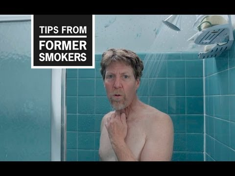 This TV ad, from CDC's &#34;Tips From Former Smokers&#34; campaign, features three people who have stomas as a result of their smoking. They provide tips on how to live with this condition. 
