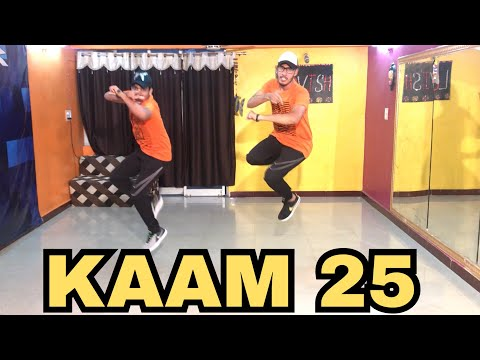 KAAM 25-DIVINE || Sacred Games ||dance Choreography|| Lavish Nd Shadab