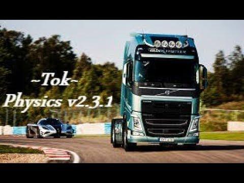 Truck Physics by Tok v2.3.1 [1.30.x]