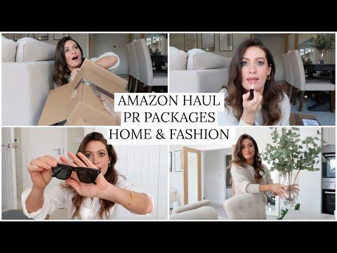 AMAZON HAUL, PR PACKAGES, HOME & FASHION видео