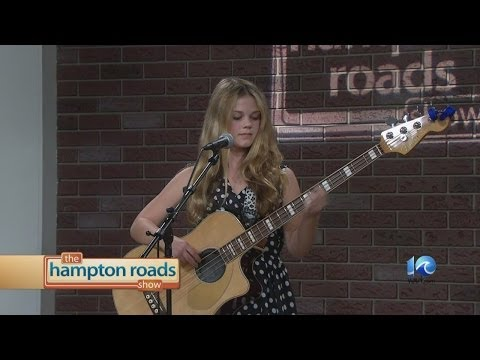 live music - Live Music Friday: Logan Layman - The Hampton Roads Show - April 18, 2014.