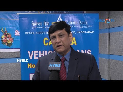 , Hemant Kumar - Canara Bank Retail Loan Expo 2018