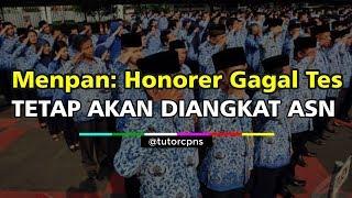 Download Video Menpan: Tenaga Honorer Gagal CPNS, Akan Diangkat Jadi P3K! MP3 3GP MP4