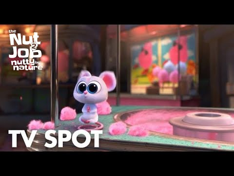 The Nut Job 2: Nutty by Nature (Character Spot 'Mr. Feng')