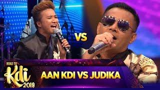 Video SEMUA MATA TERPANA! BATTLE AAN KDI VS JUDIKA -  Road To KDI 2019 (3/7) MP3, 3GP, MP4, WEBM, AVI, FLV Agustus 2019
