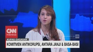 "Download Video ""Kupas Gagasan: Komitmen Antikorupsi, Antara Janji dan Basa-Basi"" MP3 3GP MP4"