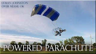 Miami (OK) United States  City pictures : Powered Parachute Over Miami, Oklahoma. Lyman Johnston.