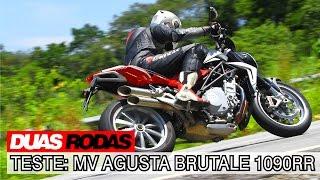 3. Teste: MV Agusta Brutale 1090 RR ABS
