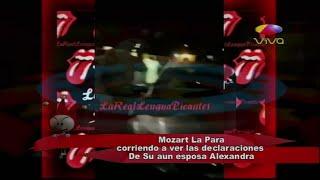 La Reacción de Mozart La Para al ver las declaraciones de Alexandra