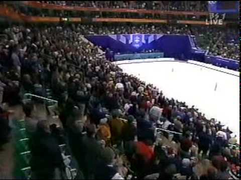 yagudin - Alexei's gold medal winning performance at the 2002 Olympic Games.