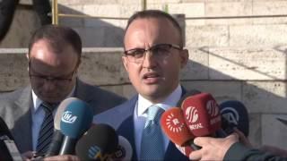 AK Parti Grup Başkanvekili Av. Bülent Turan'ın Basın Açıklaması 25.10.2016