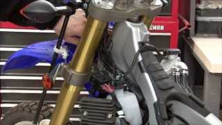 2. Power Commander 5 Install: 2014 Yamaha WR250R