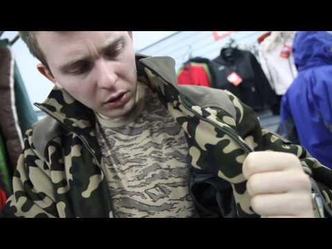 Куртка «Иркут» км N. Видеообзор.