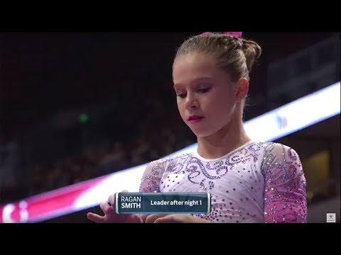 2017 P&G Championships - Women - Day 2 - NBC Broadcast (видео)