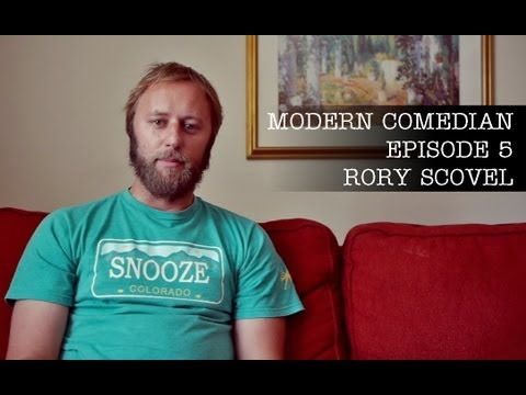 "Modern Comedian - Episode 05 - Rory Scovel ""Batman"""