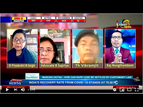 HOW CAN RAPE CASE BE SETTLED BY CUSTOMARY LAW on Manung Hutna 19 September 2020