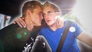 """We made up...😃 SUBSCRIBE ► http://bit.ly/SUB2JAKEPAUL  ★ PREVIOUS VLOG ► https://www.youtube.com/watch?v=BKnJHGfoB4wTURN ON MY POST NOTIFICATIONS FOR SHOUTOUTS IN MY VLOGGET OUR NEW MERCH HERE►https://fanjoy.co/collections/jake-paulCHECK OUT CHAD'S CHANNEL►https://www.youtube.com/channel/UCyLT9kuLqDYO-mr46ay3qmwExclusive vids on my Second YouTube channel► http://bit.ly/SUB2JAKE*FOLLOW ME ON SOCIAL MEDIA! *MY INSTAGRAM (@JakePaul) ► https://www.instagram.com/JakePaul MY TWITTER (@JakePaul) ► http://twitter.com/JakePaul MY FACEBOOK ► https://www.facebook.com/JakePaul MY SNAPCHAT ► JakePaul19 MY MUSICAL.LY ► @JakePaul*FOLLOW TEAM 10! *Twitter ➝ http://twitter.com/Team10official Instagram ➝ http://instagram.com/Team10official Facebook ➝ http://instagram.com/Team10official Snapchat ➝ Team10SnapsMusical.ly ➝ @Team10officialWant to text us?  ➝ 1-323-909-4406Watch my Disney Show, Bizaardvark!➝ http://watchdisneychannel.go.com/bizaardvarkI HAVE A BOOK!! """"YOU GOTTA WANT IT"""" ► http://amzn.to/2hY5Pyxfamily friendly pg cleanCYA TOMORROW!!⚠ WARNING ⚠Some effects and visuals may not be suitable for those that suffer from epilepsy."""