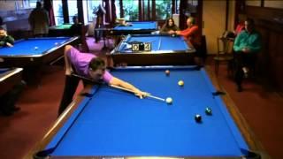 Billard Américain : Finale Open De Paris 2012 - 9Ball