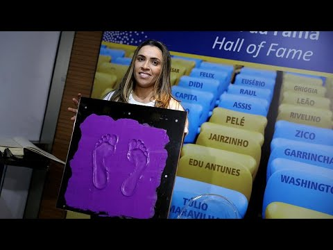 Βραζιλία: Στο Hall of Fame η Μάρτα