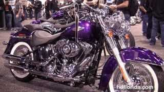 4. New 2014 Harley Davidson FLSTN Softail Deluxe Motorcycle Color Price