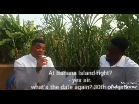 "Ayo Ajewole (Woliagba) Funny Videos ""Prophet Eating While Fasting""."