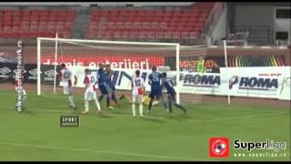 FK VOJVODINA - FK NOVI PAZAR 4-1