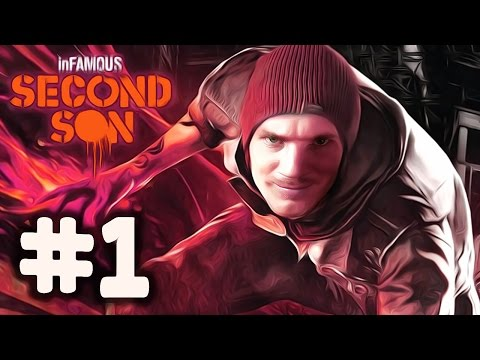 InFamous: Second Son – Gameplay – Part 1 – Walkthrough / Playthrough / Lets Play