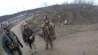 Stirling United Kingdom  City pictures : Stirling Airsoft Op Grandstand UK Milsim part 1