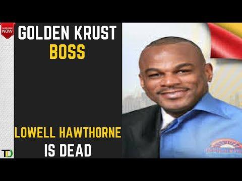 GOLDEN KRUST Boss LOWELL HAWTHORNE found DEAD in His Bronx New York Factory
