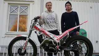 9. Trial Test | Beta Evo 125 2016 | Features, Engine, Size and Start up