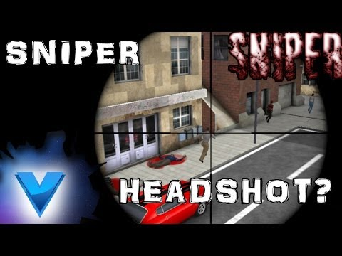 Video of Mobster War HD 3D Sniper Game