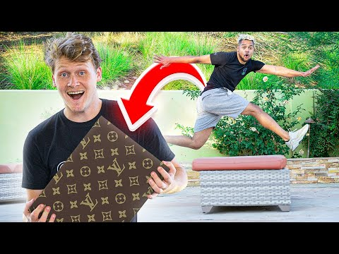 Win the Obstacle Race, WIN The Mystery Box!