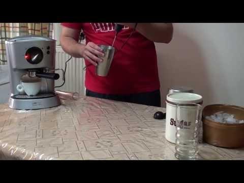 Πως να φτιάξω Freddo Cappuccino
