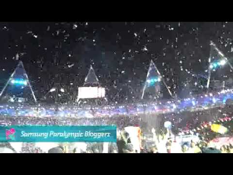 Paralympic Games kick off in London