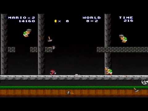 (reUp) Le Périple de M4ijun Mario Forever (pc) 4/4