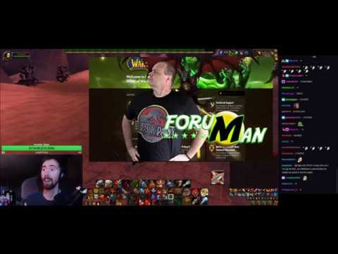 "Asmongold Reacts To ""top 5 Reasons M+ Gear Locking Is Great! - Ft Forum Man"" By Preach"